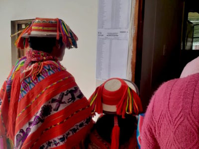 Elections Peru