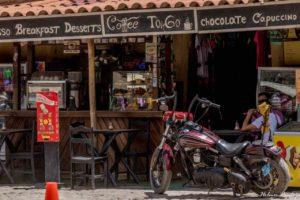 Ollantaytambo cafe
